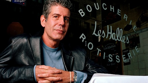 The late Anthony Bourdain was American, but it never felt like he was making TV purely for Americans.