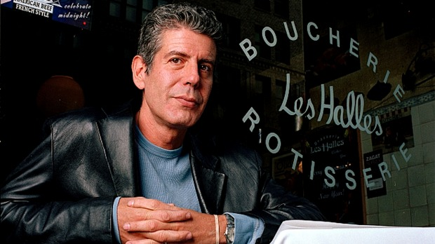 American celebrity chef, TV host and author Anthony Bourdain has inspired a whole generation of travellers and food ...