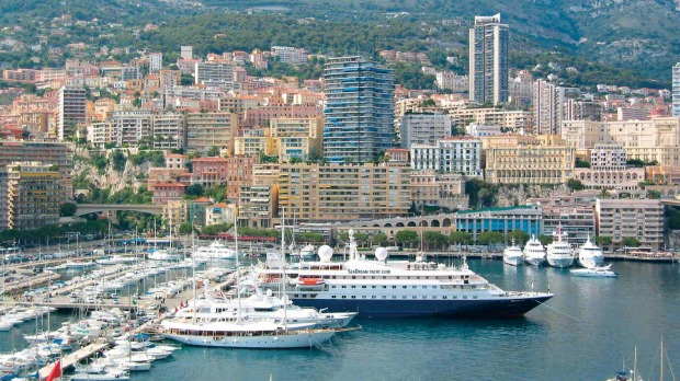 SeaDream, seen docked in Monte Carlo, has a new cruise program for 2020.