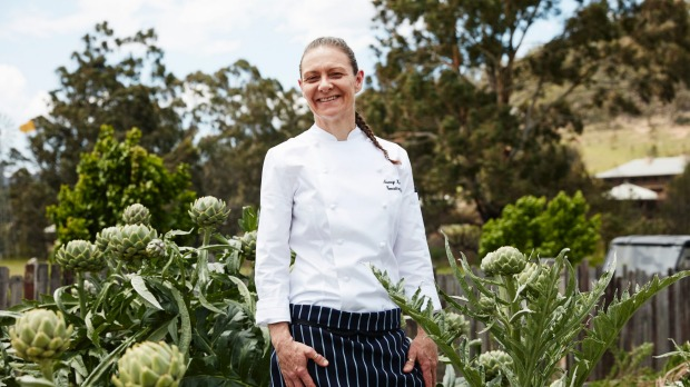 Nancy Kinchela is the executive chef at Emirates One&Only Wolgan Valley.