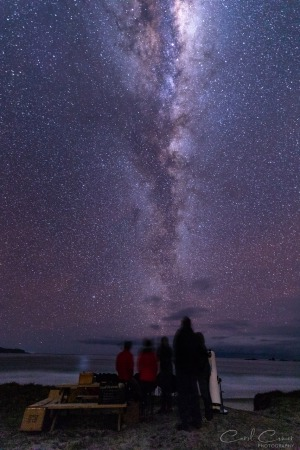 The Dark Sky Experience is among the highlights of what was to be a spectacular, memorable, round trip, ending back in ...
