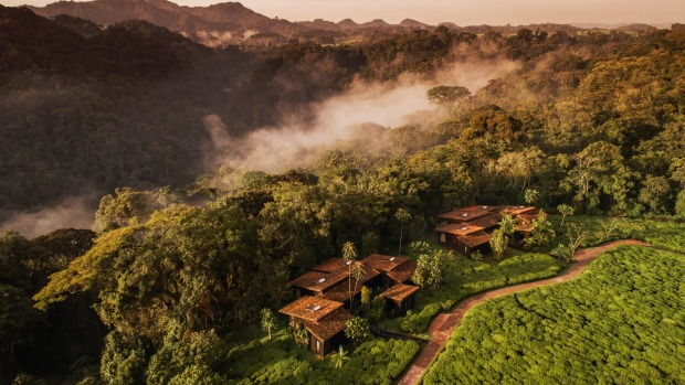One & Only Nyungwe House, Rwanda, is bringing high-end tourism to a new part of the country.