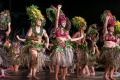 The Heiva dance competition lasts throughout the first two weeks of July.