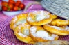 KUCHLA: Best then to stick to the sweet Franconian pan-fried yeast-dough specialty, Kuchla or Kuchle, meaning little ...
