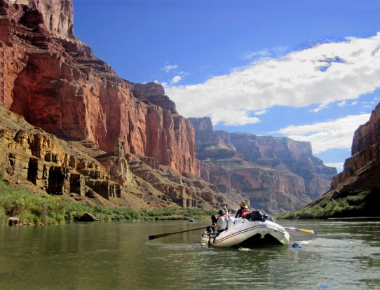 Raft the Grand Canyon, Arizona: Every year, around 20,000 adventurers take on Colorado River as it surges through the ...