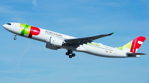 The aircraft delivered to TAP Portugal on Monday is the 298-seat A330-900neo, the larger of two versions developed by ...