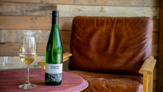 CRFT Wines sources fruit from small producers across the Adelaide Hills, Barossa Valley and Eden Valley.