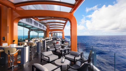 Magic Carpet on Celebrity Edge.