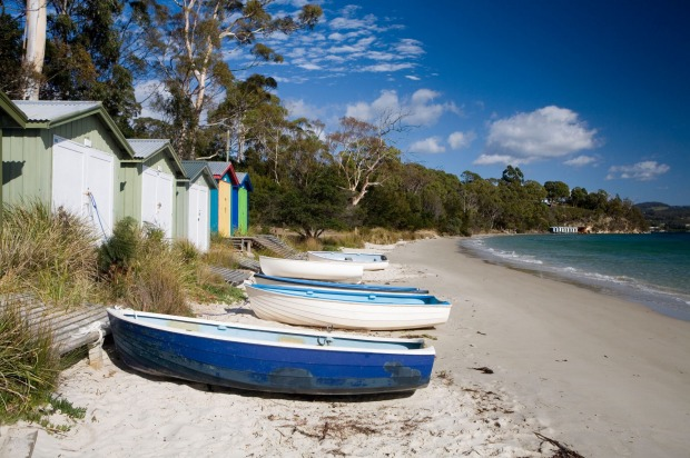 Coningham Beach: How does a beach this fine, this close to a capital city, stay so anonymous? Just a half-hour drive ...