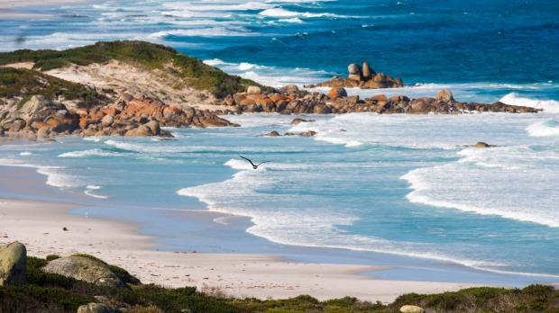 Bay of Fires: Pick a beach, any beach. This most striking slice of Tasmanian coast is a combination of white sand, azure ...