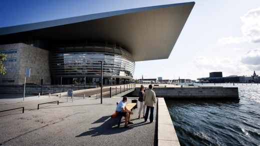 "Costing about US$500 million, the Copenhagen Opera House was designed in so-called ""neo-futuristic"" fashion by the late ..."