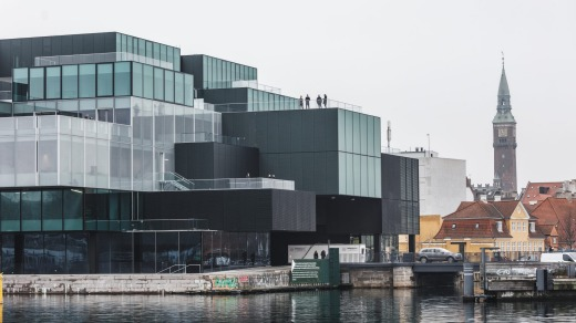 Unveiled in May, this jumble of glassy cubes of varying shapes and sizes seemingly stacked atop one another, has been ...