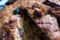Miascia cake: A rustic dessert from Lake Como, this bread-based cake is great for a breakfast.