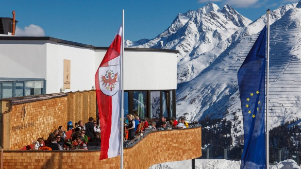 Verwallstube is not your typical ski resort restaurant.