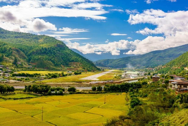 Bhutan, 6,211km from Darwin: Not quite as closed off, but still highly restricted, Bhutan deliberately targets high-end ...