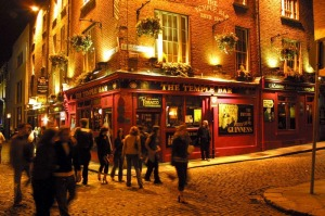 Temple Bar, Dublin.