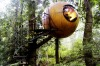 FREE SPIRIT SPHERES, CANADA: These movable pods inspired by sailboat technology are made of laminated wood and ...
