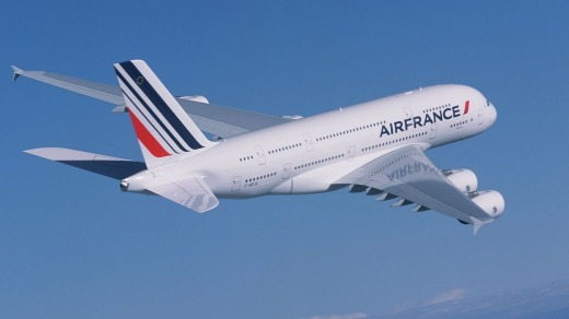 Air France will not renew the leases on five of its 10 superjumbos.