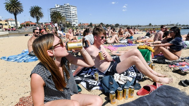 Want to drink on the beach in Australia? Tough luck.