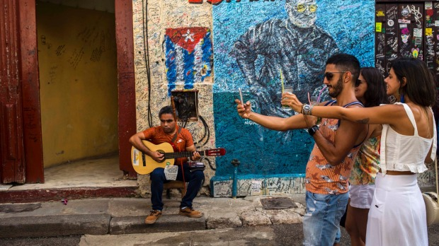Travellers love to celebrate Cuba's decay, to treat its shabby buildings and its old cars as a thing to promote and to ...