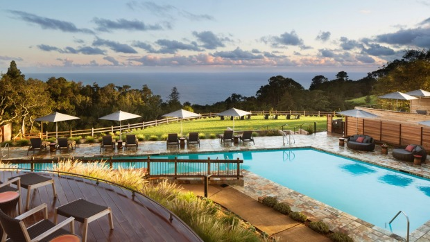 A stay at Ventana, Big Sur, is about doing as little or as much as you want.