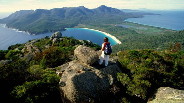 It's the perfect time of year to visit Tasmania.