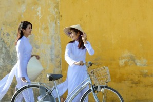 Hoi An in Vietnam's central coast is a melting-pot of history, culture and food.