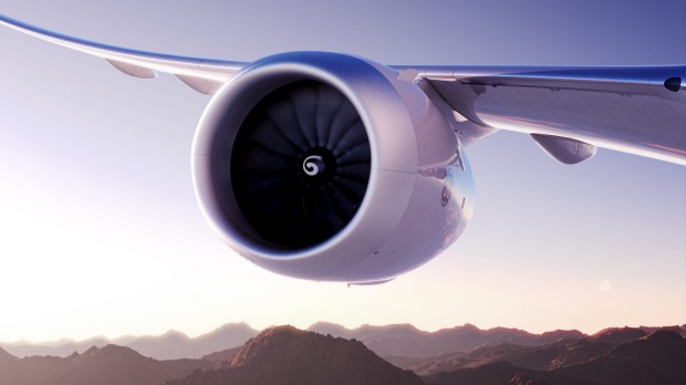 What is the world's largest twin-engine passenger plane?
