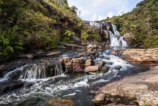 CENTRAL HIGHLANDS: In the south-central part of Sri Lanka, the Central Highlands encompasses three wilderness areas ...