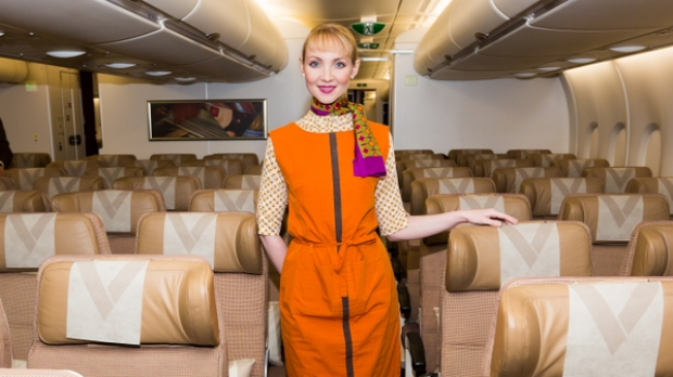 Airline review: Etihad Airbus A380-800 business class with 'Flying Nanny' on board, Sydney to Abu Dhabi