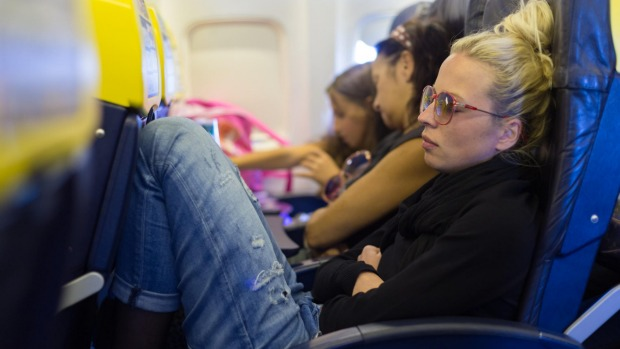 Choose your plane and seat carefully if you want the best chance of getting some sleep on your flight.
