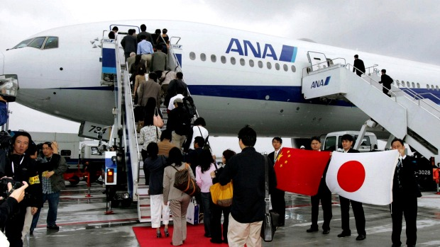 ANA has created the world's easiest boarding system.