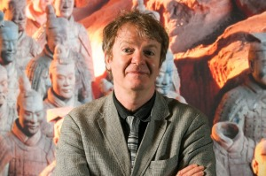 Wayne Crothers is the senior curator of Asian art at the NGV.