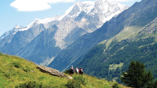 Each year more than 10,000 people hike the equivalent Tour du Mont Blanc (TMB), and yet hours will regularly pass on the ...