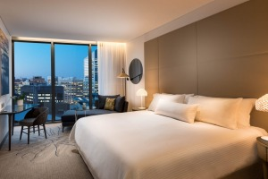 The Westin Brisbane is the second five-star hotel to open in Brisbane in six months after a 20 year hiatus.