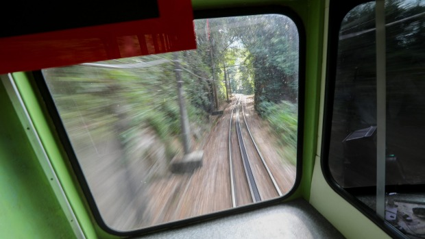 CORCOVADO RACK RAILWAY, RIO DE JANEIRO: This compact line, opened in 1884, takes you in a short 20-minute haul from ...