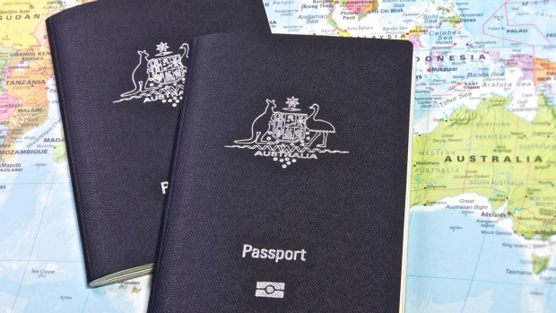 According to DFAT, how many Australians hold a passport?