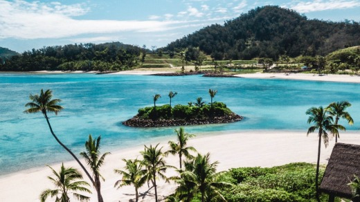 It's not too late to book a holiday to Fiji during April.