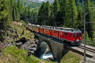 See Switzerland by rail.