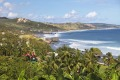 Bathsheba, on the Atlantic side of Barbados, is home to the renowned Soup Bowl surf break.
