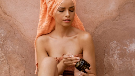 The Berber bath ritual at the Fairmont Royal Palm resort treats the entire body.