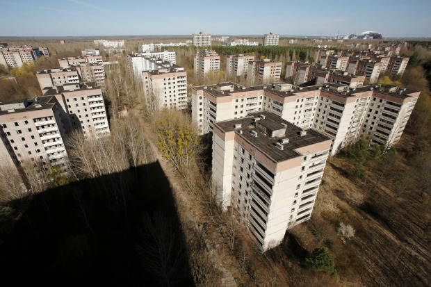 Chernobyl, Ukraine: Three decades after the world's most devastating nuclear accident, the Chernobyl Exclusion Zone and ...