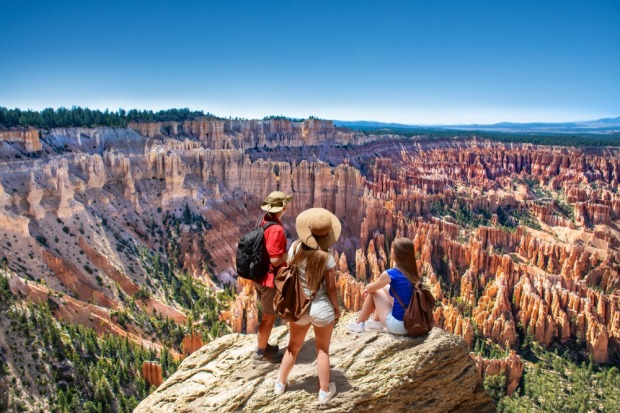 Bryce Canyon, Utah: This spectacular, red rock amphitheatre in southern Utah is characterised by wonderfully-named ...