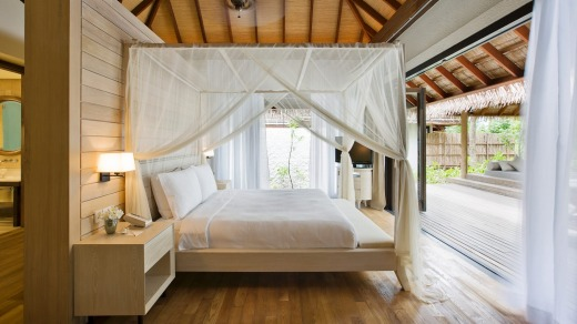 Suite at Como Maalifushi.