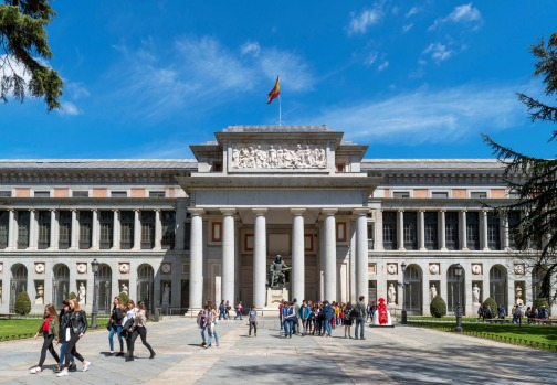 THE PRADO: The Museo Nacional del Prado opened in 1819 as a showcase for the artworks collected by Spanish royalty over ...