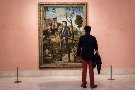 THYSSEN-BORNEMISZA MUSEUM: Although not graced with the most famous of paintings, together this collection is still one ...