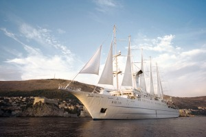Windstar's Wind Surf will be going on a  56-day cruise in 2020.