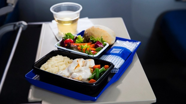 The United Airlines recipe book lets you make airline food at home, including economy class recipes.