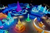 The Harbin International Ice and Snow festival held in Harbin in northeastern's China's Heilongjiang province opens for ...