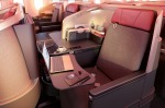 South America's LATAM has unveiled its new business class seats.